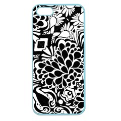 70 s Wallpaper Apple Seamless Iphone 5 Case (color)