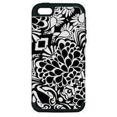 70 s Wallpaper Apple Iphone 5 Hardshell Case (pc+silicone)