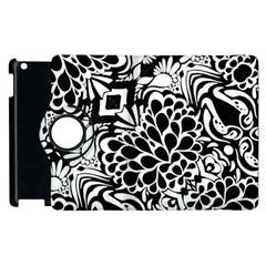 70 s Wallpaper Apple Ipad 3/4 Flip 360 Case