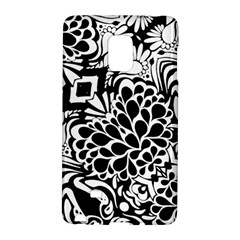70 s Wallpaper Samsung Galaxy Note Edge Hardshell Case