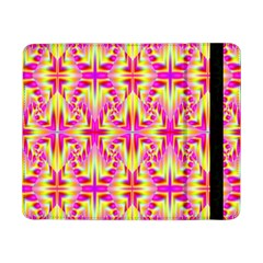 Pink and Yellow Rave Pattern Samsung Galaxy Tab Pro 8.4  Flip Case