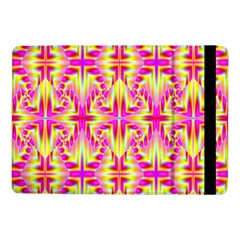 Pink and Yellow Rave Pattern Samsung Galaxy Tab Pro 10.1  Flip Case