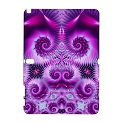 Purple Ecstasy Fractal Samsung Galaxy Note 10.1 (P600) Hardshell Case