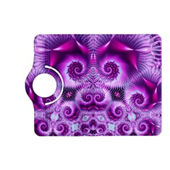 Purple Ecstasy Fractal Kindle Fire HD (2013) Flip 360 Case