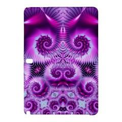 Purple Ecstasy Fractal Samsung Galaxy Tab Pro 10.1 Hardshell Case