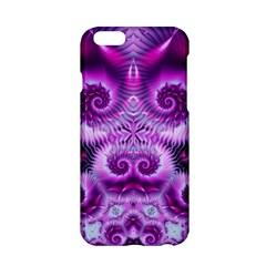 Purple Ecstasy Fractal Apple Iphone 6 Hardshell Case