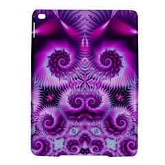 Purple Ecstasy Fractal Apple Ipad Air 2 Hardshell Case