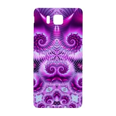 Purple Ecstasy Fractal Samsung Galaxy Alpha Hardshell Back Case