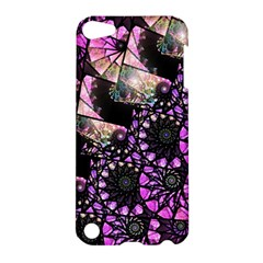 Hippy Fractal Spiral Stacks Apple Ipod Touch 5 Hardshell Case