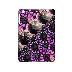 Hippy Fractal Spiral Stacks Apple Ipad Mini 2 Hardshell Case