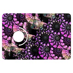 Hippy Fractal Spiral Stacks Kindle Fire HDX Flip 360 Case