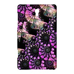 Hippy Fractal Spiral Stacks Samsung Galaxy Tab S (8.4 ) Hardshell Case