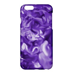 Lavender Smoke Swirls Apple iPhone 6 Plus Hardshell Case