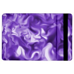 Lavender Smoke Swirls Apple iPad Air 2 Flip Case