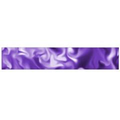 Lavender Smoke Swirls Flano Scarf (large)