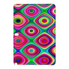 Psychedelic Checker Board Samsung Galaxy Tab Pro 12.2 Hardshell Case