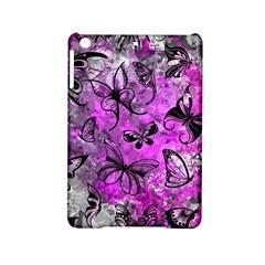 Butterfly Graffiti Apple iPad Mini 2 Hardshell Case