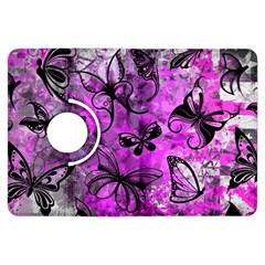 Butterfly Graffiti Kindle Fire HDX Flip 360 Case