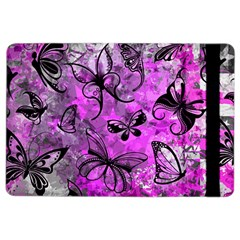 Butterfly Graffiti Apple iPad Air 2 Flip Case