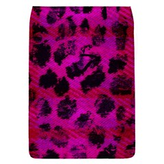 Pink Leopard Removable Flap Cover (s)