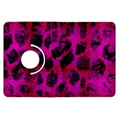 Pink Leopard Kindle Fire HDX Flip 360 Case