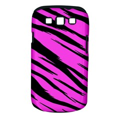Pink Tiger Samsung Galaxy S Iii Classic Hardshell Case (pc+silicone)