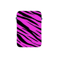 Pink Tiger Apple Ipad Mini Protective Sleeve