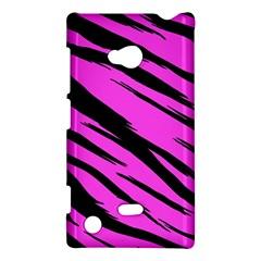 Pink Tiger Nokia Lumia 720 Hardshell Case