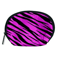 Pink Tiger Accessory Pouch (Medium)