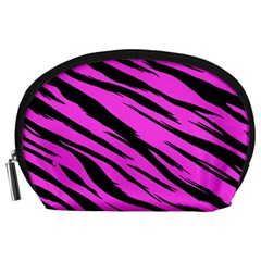 Pink Tiger Accessory Pouch (Large)