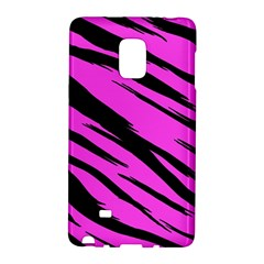 Pink Tiger Samsung Galaxy Note Edge Hardshell Case