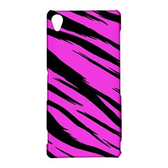 Pink Tiger Sony Xperia Z3 Hardshell Case