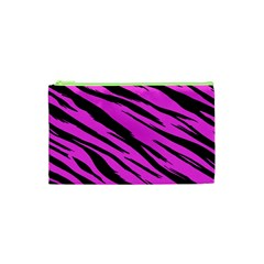 Pink Tiger Cosmetic Bag (XS)