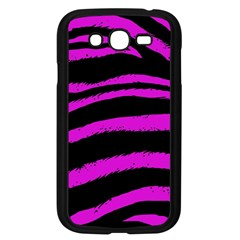 Pink Zebra Samsung Galaxy Grand Duos I9082 Case (black)