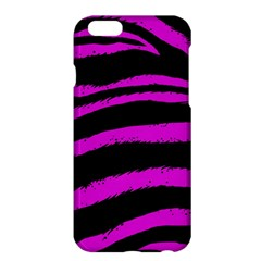 Pink Zebra Apple iPhone 6 Plus Hardshell Case