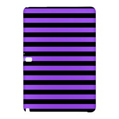 Purple Stripes Samsung Galaxy Tab Pro 10.1 Hardshell Case