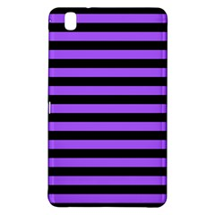 Purple Stripes Samsung Galaxy Tab Pro 8.4 Hardshell Case