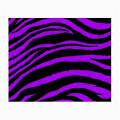 Purple Zebra Glasses Cloth (small)