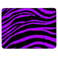 Purple Zebra Samsung Galaxy Tab 7  P1000 Flip Case