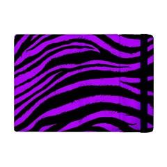Purple Zebra Apple Ipad Mini 2 Flip Case