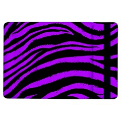Purple Zebra Apple iPad Air Flip Case