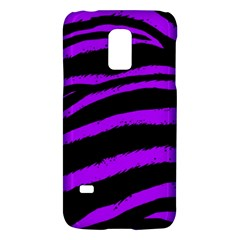 Purple Zebra Samsung Galaxy S5 Mini Hardshell Case