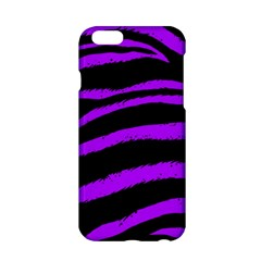 Purple Zebra Apple iPhone 6 Hardshell Case
