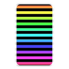 Rainbow Stripes Memory Card Reader (rectangular)