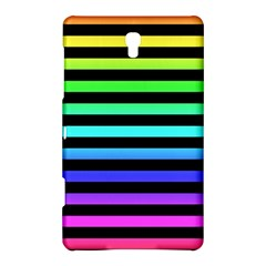 Rainbow Stripes Samsung Galaxy Tab S (8 4 ) Hardshell Case