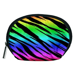 Rainbow Tiger Accessory Pouch (medium)