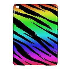 Rainbow Tiger Apple iPad Air 2 Hardshell Case
