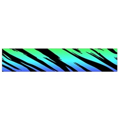 Rainbow Tiger Flano Scarf (small)
