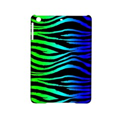 Rainbow Zebra Apple Ipad Mini 2 Hardshell Case