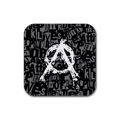 Anarchy Drink Coasters 4 Pack (square)